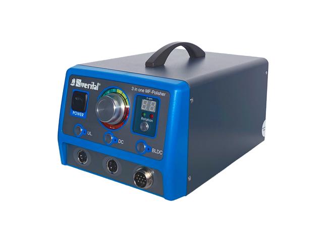 Sistema multifunzione 3 in 1 con manipolo e kit utensili standard