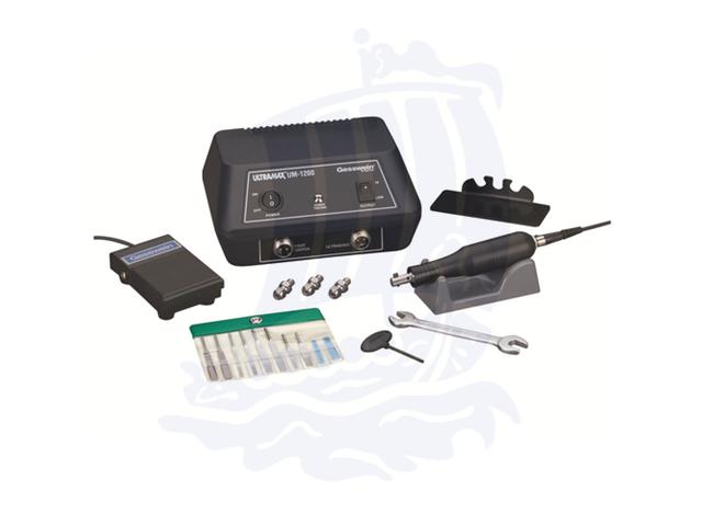 Centralina Ultramax UM-1200 con manopolo e kit utensili