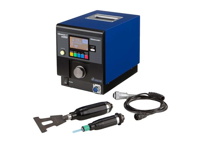 Sistema ad ultrasuoni UF-0101 con manipoli e kit utensili standard