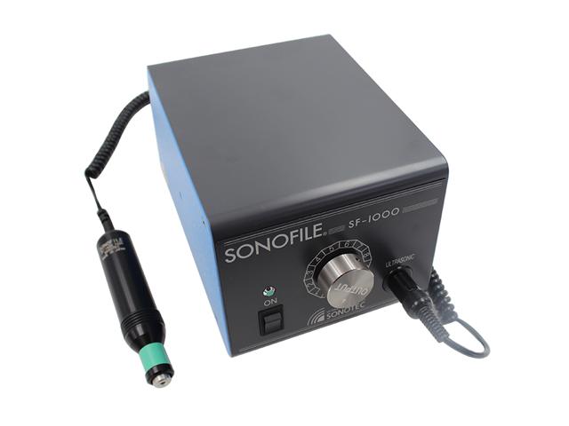 Limatrice ultrasuoni SF-1000 con manipolo - Kit utensili standard
