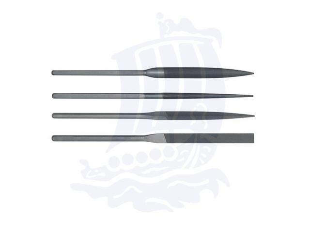 Assortimento lime speciali 320, acciaio - Taglio 00 - Gambo 6x6mm