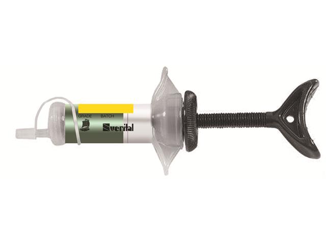 Pasta diamantata 3 W-C1 - 5gr - Siringa Applikator