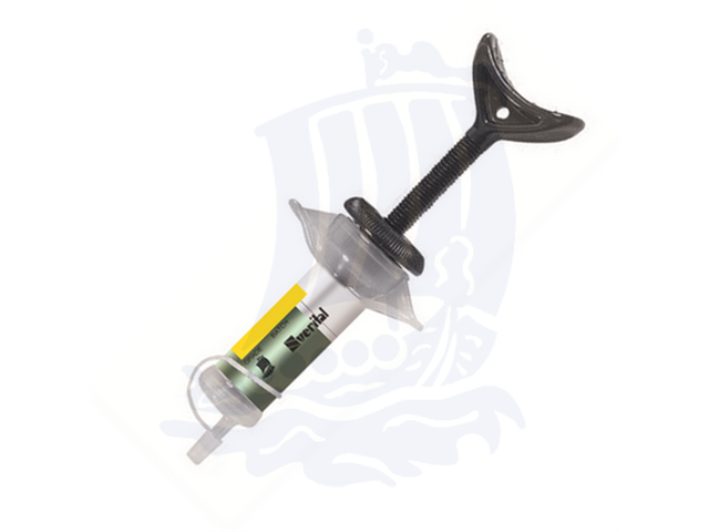 Pasta diamantata 3 W-C2 - 5gr - Siringa Applikator