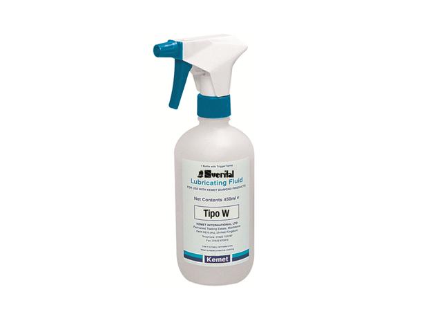 Liquido lubrificante tipo W - 450ml - Con nebulizzatore