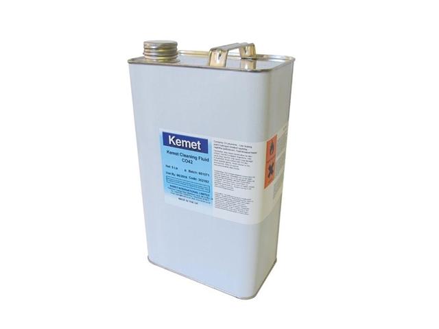 Cleaning fluid Kemet CO-42 - 5lt - In tanica