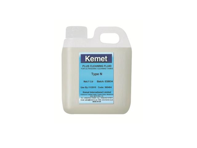 Cleaning fluid N per Kemesonic per materiale non ferroso - 1lt