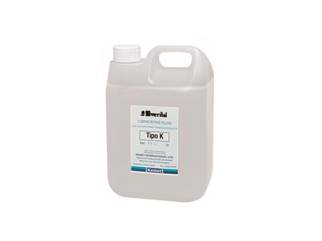 Liquido lubrificante tipo K - 2,5lt (netti) - In tanica