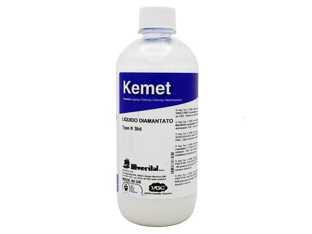 Liquido diamantato K 1/4, concentrazione standard, 400gr (netti) - Bottiglia