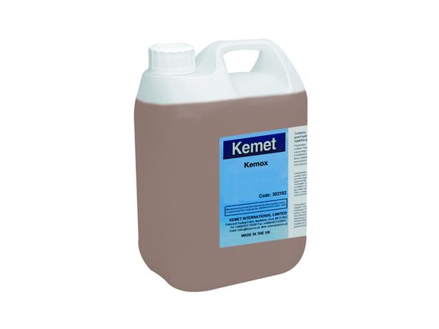 Liquido Kemox 0-800 10µm in sospensione - 5lt - In tanica