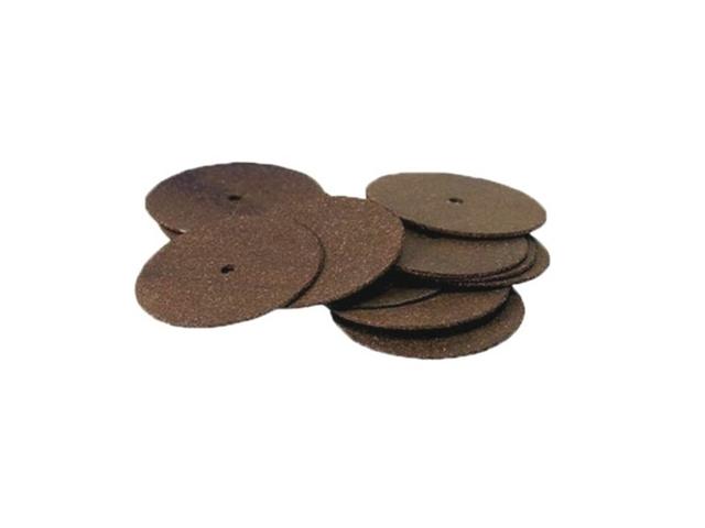 Cutting disc, d. 25x0,6mm, corundum - Hole d. 2,0mm - Pkg. 100pcs.