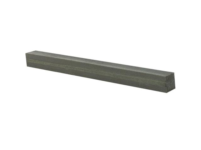 Gomma abrasiva Cratex, 6,3x6,3x152mm, quadrata - Sigla 6202XF