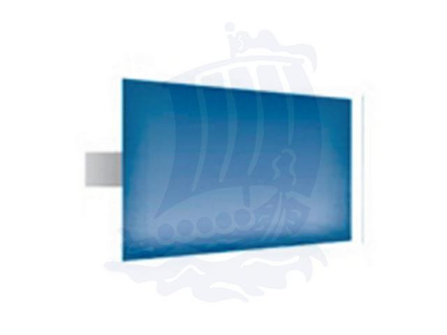Mola blu d. 12,7x15,8 lung. 38mm B91-Mesh, Grana 120 - Gambo d. 3mm - Conf. 12pz.
