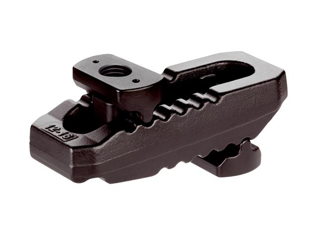 Staffa di bloccaggio SI 020-10, altezza staffaggio 0-50mm