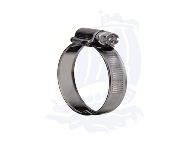 Fascette stringi tubo 11-17mm in acciaio galvanizzato - Conf. 10pz.