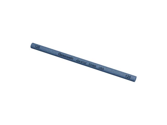 Pietra EDM Blu d. 6x150mm, Grana 120 - Tonda