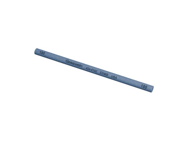 Pietra EDM Blu d. 6x150mm, Grana 180 - Tonda