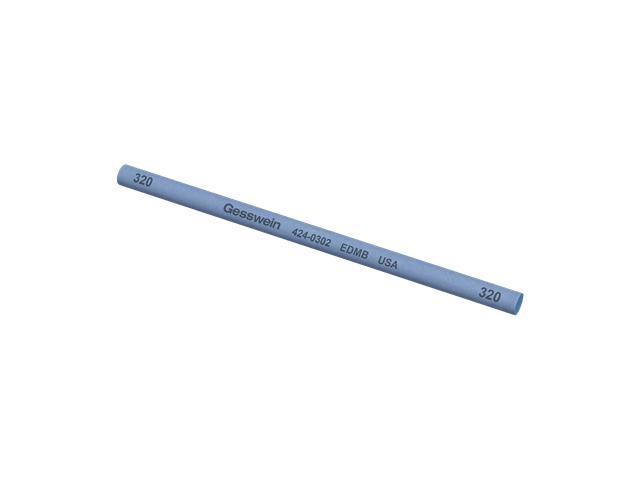 Pietra EDM Blu d. 6x150mm, Grana 320 - Tonda