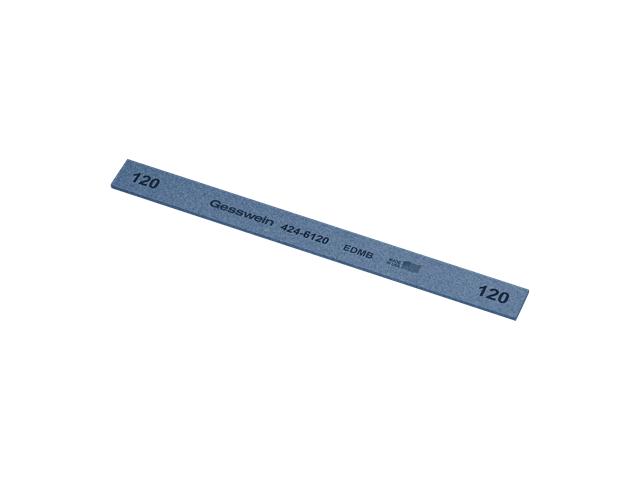 Pietra EDM Blu 13x1,5x150mm, Grana 120 - Rettangolare
