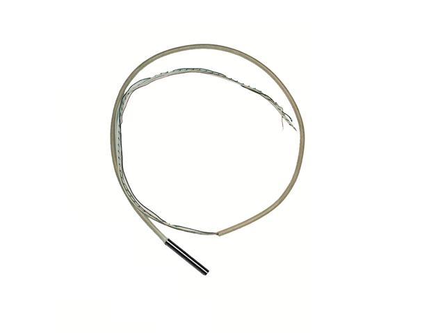 "Resistenza cilindrica d. 1/4""x1""1/2, 160W, 230V - Cavo lung. 300mm"
